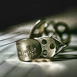 Медиатор Dunlop 3040TR ThumbPick 94530 Steel 0.25, фото 2
