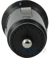 Зарядное устройство Nomi Автомобильное ЗУ 2.1А макс. Черное (CC05210)