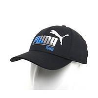 Кепка спортивная, детская PUMA Cap Unisex Graphic Ess 832491 01 пума, фото 1