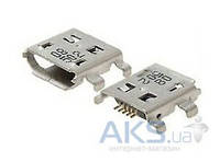 (Коннектор) Aksline Разъем зарядки Huawei G510 / G520 / Y300 / Y320 / W2 / T8951 / T9220