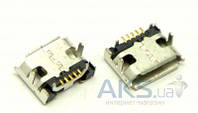 (Коннектор) Aksline Разъем зарядки Huawei G700 / G730 / G750 / G710