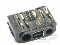 (Коннектор) Aksline Разъем зарядки Nokia 1110 / 1112 / 1600 / 1650 / 2310 / 2610 / 6030 / 6060