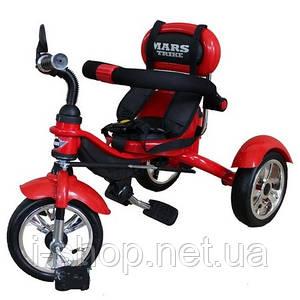 Велосипед 3-х колесный  Mars Trike (красный)