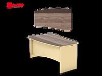 Стол руководителя (правый) Флэш 1700х1038х760 мм