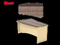 Стол руководителя (правый) Флэш 1900х1038х760 мм