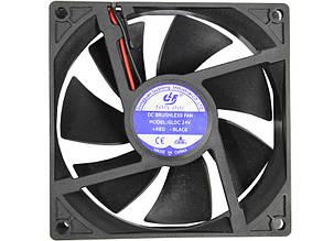 Вентилятор для инверторной сварки на 24 Вольта 92х92х25 мм