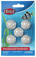 Корм Trixie Holiday Fish Food для декоративных рыб, 5штx4г