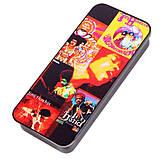 Набор Медиаторов Dunlop JH-PT08H Jimi Hendrix Signature Montage Heavy, фото 5