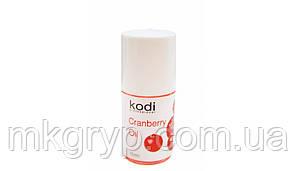 Масло для кутикулы Kodi Professional КЛЮКВА  15 мл.