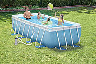 Каркасный бассейн INTEX 28316 Prism Frame Pool (400Х200Х100)