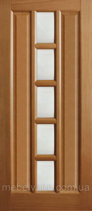 Двери шпонированные Квадрат ПО