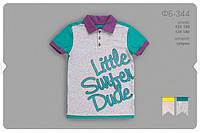 Летняя футболка для мальчика ФБ344
