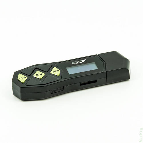 MP3 плеер Sony YT-07 с LCD экраном, наушниками и FM радио