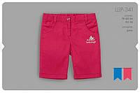 Летние шорты для девочки ШР341