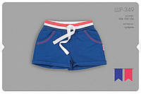 Летние шорты для девочки ШР349
