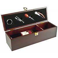 """Подарочная коробка-кейс для вина """"Jesolo"""""""