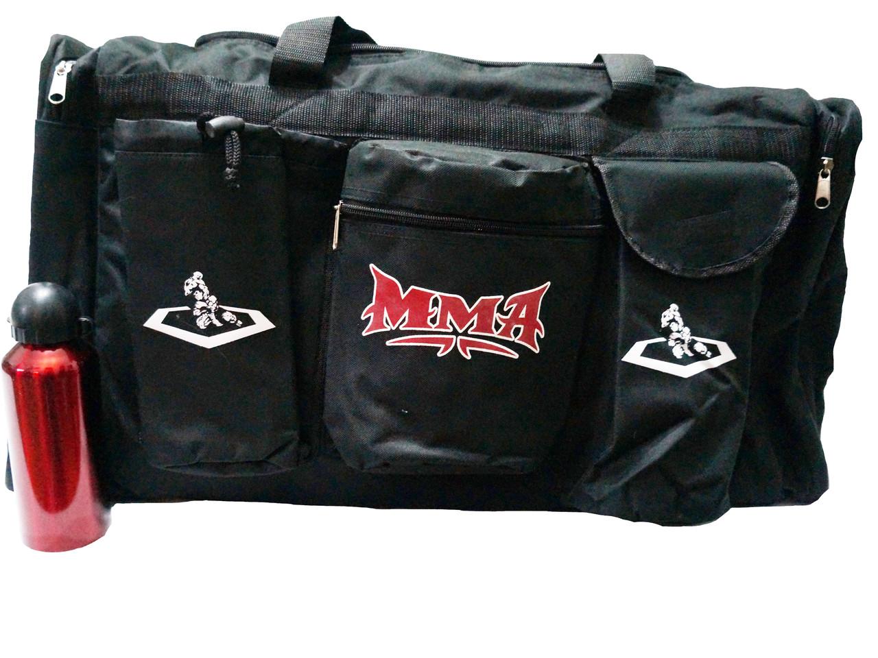 Сумка спортивная RGB BAG2 MMA- В комплекте фляга для воды