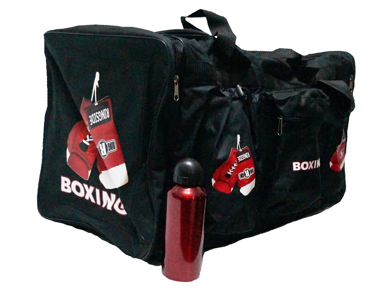 Сумка спортивная RGB BAG2 BOXING- В комплекте фляга для воды