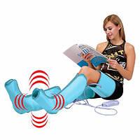 Эффективный пневмомассажер Airmassager для прессотерапии ног