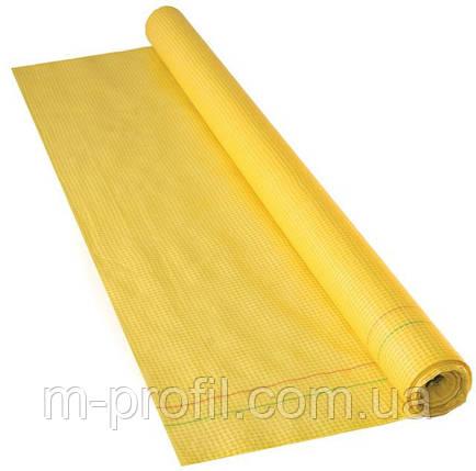 Гидробарьер Budmonster Армированный, желтый 75 м.кв./50 м.п., фото 2