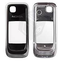 Защитное стекло корпуса для Nokia 6131, внешнее, оригинал (черное)