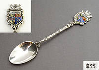 Коллекционная ложка, NORDEN, серебро 835 пробы, Германия, фото 1