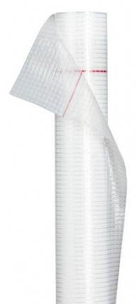 Паробарьер Budmonster Армированный, прозрачный 75 м.кв./50 м.п., фото 2