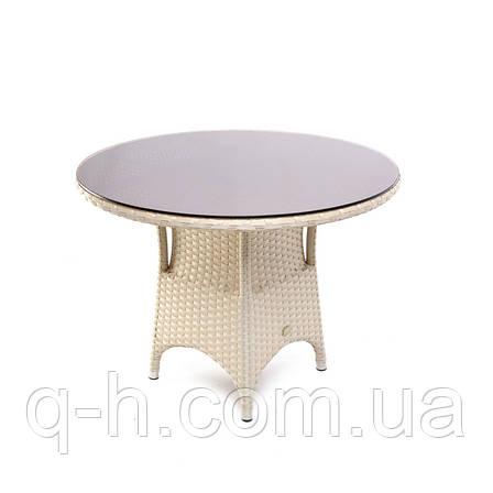 Плетеный круглый стол Marokko, фото 2