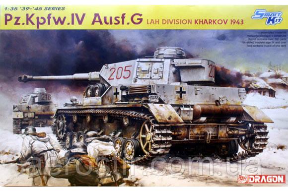Pz.Kpfv. IV  Ausf.G        1\35     DRAGON