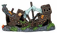 Trixie Обломки корабля