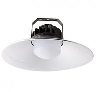 Светодиодный промышленный LED светильник 80 Вт 6400К 8 000 Lm IP65 с рассеивателем