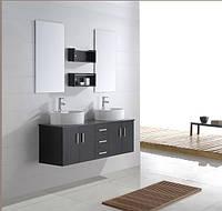 Комплект мебели для ванной Golston ES6220, 1500х500х490 мм