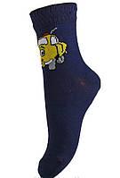 Детские носки демисезонные х/б Смалий, рис 56, цвет 27, 18 размер (27-29), 10223