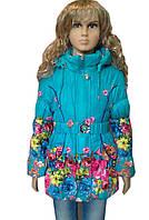 Цветная курточка для девочки, фото 1