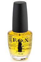 Масло для кутикулы F.O.X  США 15 мл  АПЕЛЬСИН