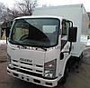 Автомобиль грузовой ISUZU NMR 85 L с сэндвич-панельным фургоном