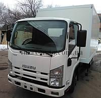 Автомобиль грузовой ISUZU NMR 85 L с сэндвич-панельным фургоном, фото 1