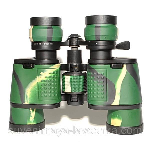 Бинокль 10-20x40 - Tasco из переменным zoom. Качественная военная оптика