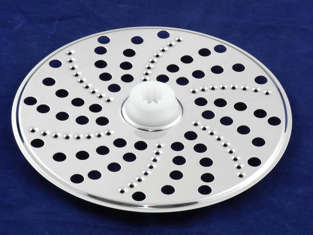 Диск-тёрка крупная (для драников) кухонного комбайна KENWOOD (KW714216), (KW666531)