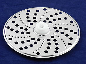 Диск-тёрка крупная (для драников) кухонного комбайна KENWOOD (KW714216), (KW666531), фото 2