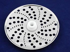 Диск-тёрка крупная (для драников) кухонного комбайна KENWOOD (KW714216), (KW666531), фото 3