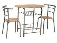 Стол Signal GABO набор стол + 2 стула