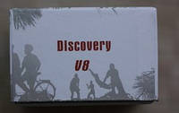 """Про протиударному смартфоні Discovery V8 """"по часнику""""!"""