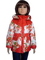 Куртка ветровка удлиненная , фото 1