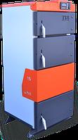 Универсальный котел длительного горения на твердом топливе Белкомин TIS UNI 25, фото 1