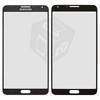 Защитное стекло корпуса для Samsung Note 3 N900 / N9000 / N9005 / N9006, черное, оригинал