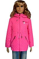Стеганая детская куртка в расцветках