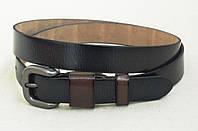 Женский коричневый узкий ремень T.I.A. , фото 1