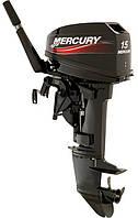 Мотор 2-х тактный Mercury 15 M (35 кг | 262 куб. см)