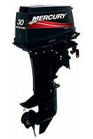 Мотор 2-х тактный Mercury 30 EL (51 кг | 430 куб. см)